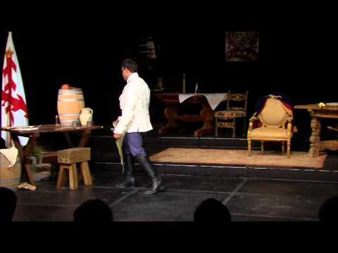 PBS dramatization of Bernardo de Galvez's role in the American Revolution (2012)