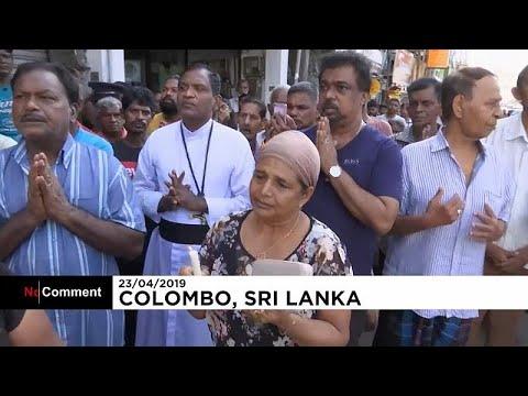 شاهد.. دقيقة صمت في كولومبو تكريما لضحايا هجمات يوم الأحد …  - نشر قبل 2 ساعة