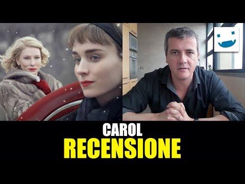 Carol, di Todd Haynes, con Rooney Mara e Cate Blanchett