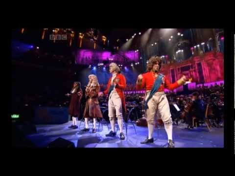 Horrible Histories Prom 2011 | Georges: Born 2 Rule