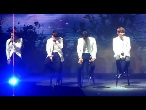Super Junior En Argentina - Bittersweet-Someday-Memories HD (130423)