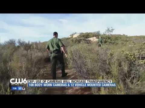 U.S. Customs & Border Protection Consider Body Cameras