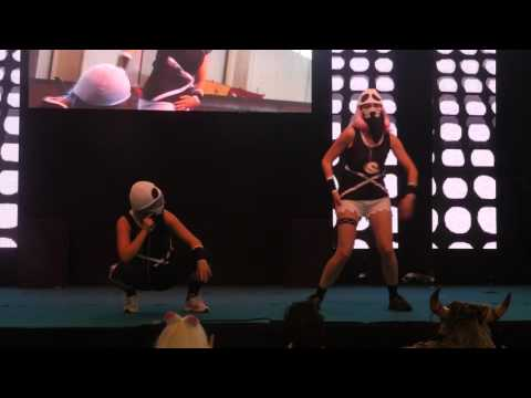 related image - Toulouse Game Show Springbreak 2017 - Cosplay Dimanche - 05 - Pokemon - Team Skull