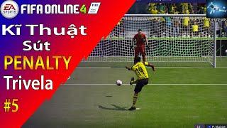 FO4info   Kĩ thuật sút Penalty Trivela  - FIFA Online 4 Việt Nam