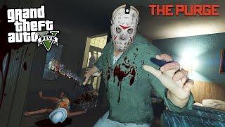 THE PURGE!! - Episode 9 (GTA 5 Mods)