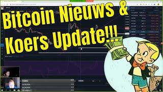 🔥 Live stream Doopie Cash 🔥 | Bitcoin & Crypto | koersupdate!