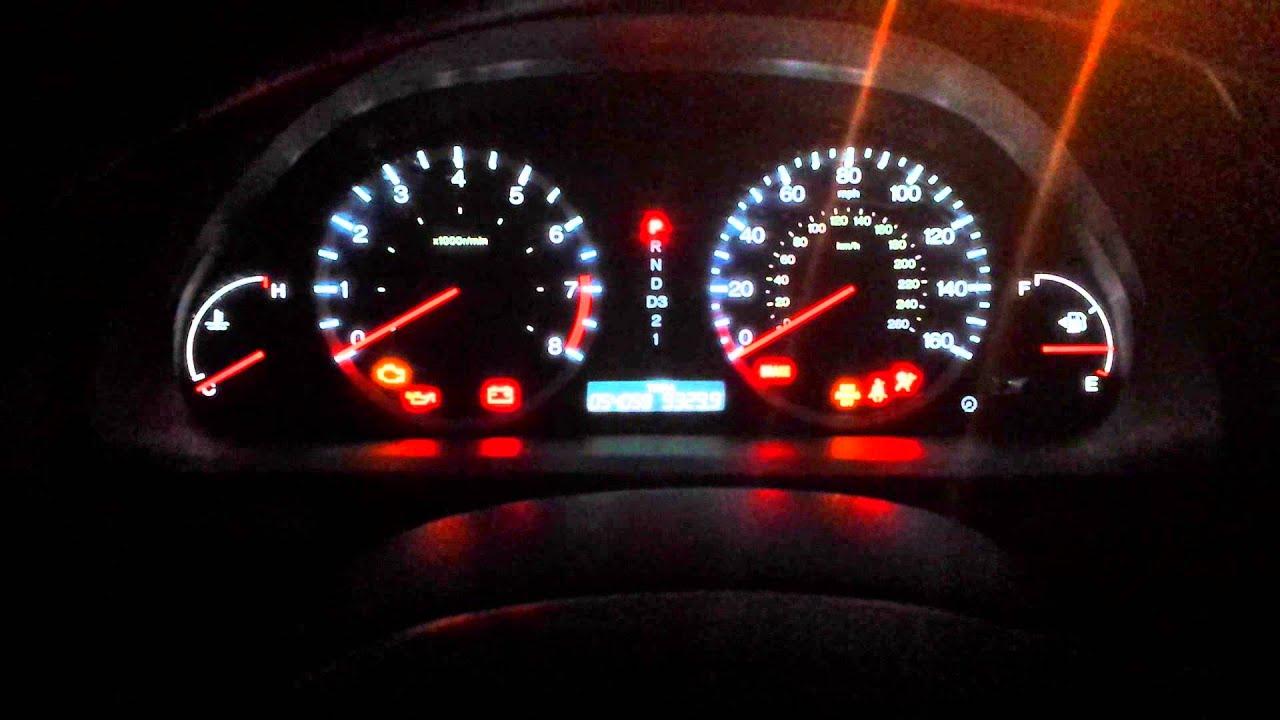 Honda Crv Dash Lights Flickering Decoratingspecial Com