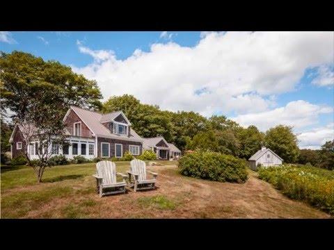 Maine Real Estate – 1 Bird Lane, Rockland, ME