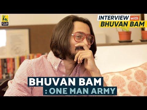 Bhuvan Bam On Working Alone | BB Ki Vines | Film Companion