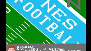 NES Play Action Football - Playoffs { Part 4 }