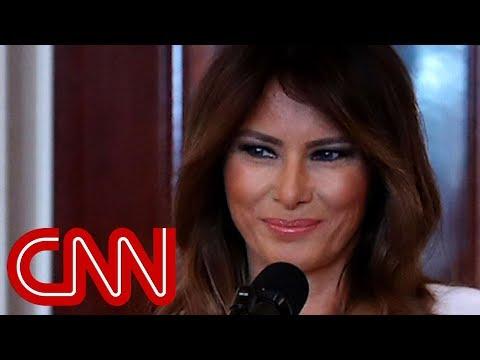 Melania Trump's absence continues, skips Camp David weekend