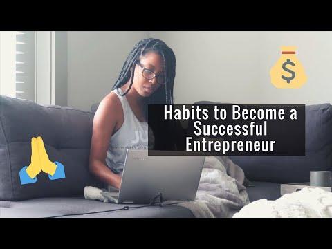 Morning Routine | SUCCESSFUL Entrepreneur thumbnail