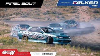 homepage tile video photo for Final Bout LIVE: Special Stage West With Hert and Dan!