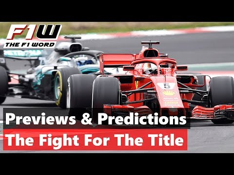 Previews and Predictions: The Title Fight