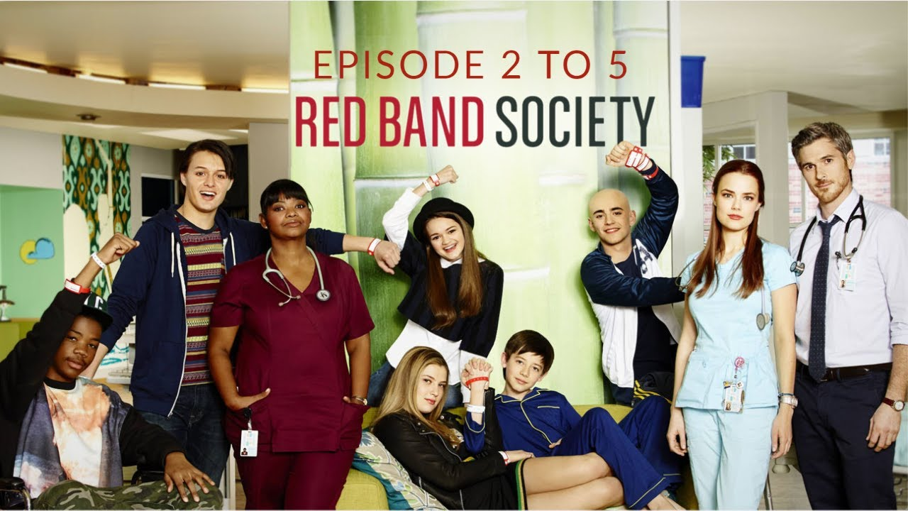 Download Red Band Society Season 1 Episode 2 to 5