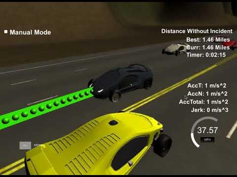 Self-Driving Car Engineer Nanodegree Program - Path Planning Project - 3