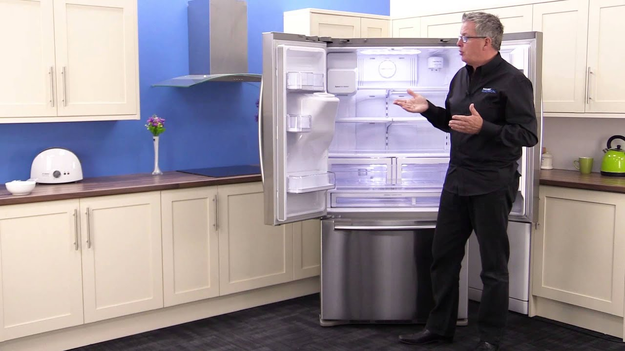 Samsung Rfg23uers Multi Door American Refrigeration Youtube