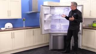 Samsung RFG23UERS Multi Door American Refrigeration