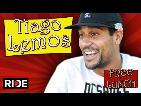 Tiago Lemos - Living in a Train Station, Thieving Groupies & More on Free Lunch