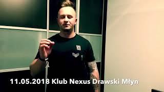 11.05.2018 Klub Nexus Drawski Młyn - Zaproszenie na koncert Freaky Boys