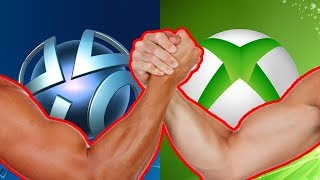 Sony and Microsoft Partnership for the Gamers