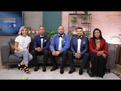 #FashionExpress With Janita Toerien & Pumeza Matshikiza | Afternoon Express | 12 March 2020
