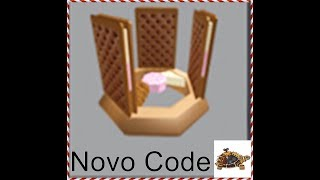 """New Code of a biscuit hat, """"cracker""""-things in Roblox for free (Jabuti Games)"""
