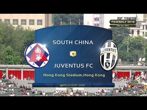 Friendly 2016, South China - Juve
