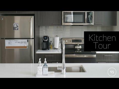 Kitchen Tour I Apartment Style