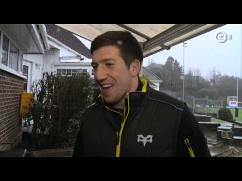 Ospreys TV: Tipuric signs new contract