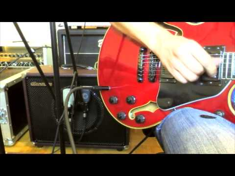 Cornford Hurricane Demo 1 - Gospel Blues by Steve KHAN