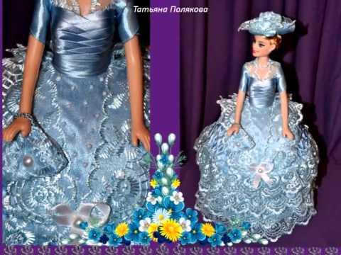 куклы-шкатулки канзаши фото