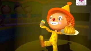 Jaggi The Joker | 3D English Nursery Rhyme for Kids | Periwinkle | Rhyme #101