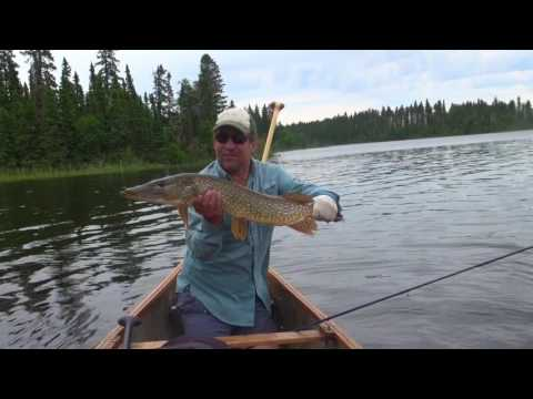 A Week On The Churchill River Fishing And Camping