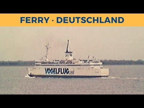 Classic Ferry Video 1997 - Last Day In Service Ferry DEUTSCHLAND, Puttgarden - Rødby (DFO)