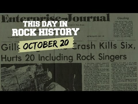 Lynyrd Skynyrd's Tragedy, Tom Petty's Birth - October 20 in Rock History