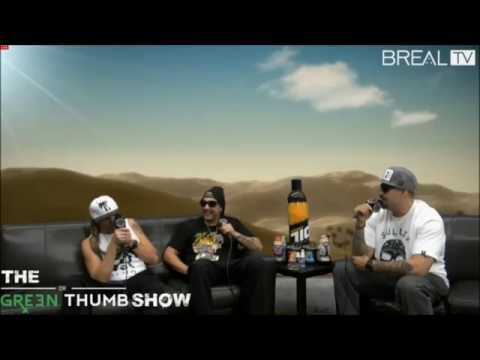 Breal Tv of Cypress Hill interviews KrookedTreez Dr Greenthumb Show