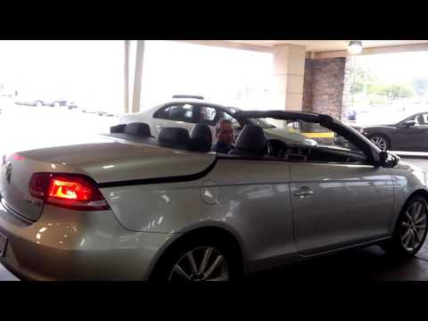 2014 Volkswagen EOS Convertible Hardtop Repaired