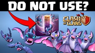 Balance Changes COMING! Bat Spell Nerf in Clash of Clans