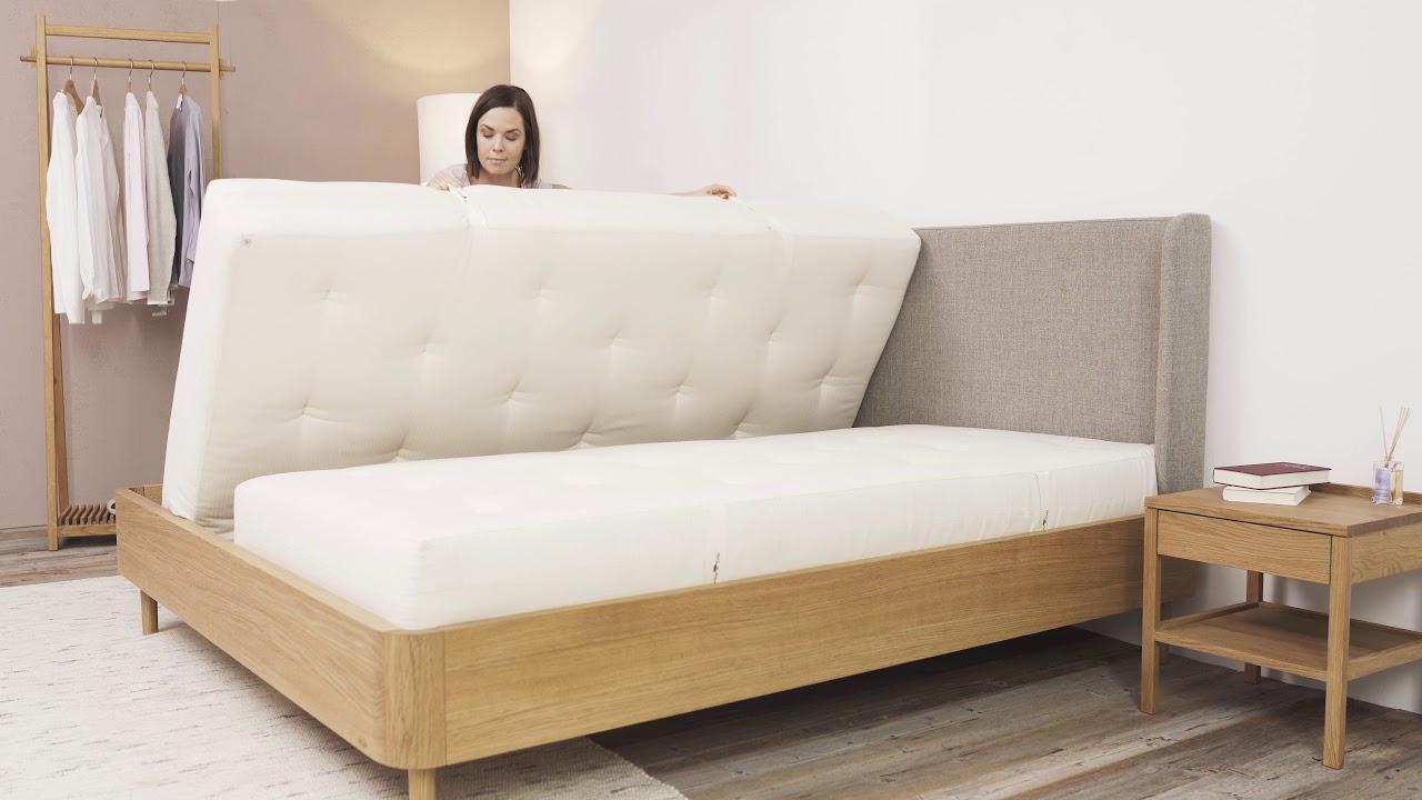so wenden sie ihre matratze in 3 einfachen schritten von. Black Bedroom Furniture Sets. Home Design Ideas