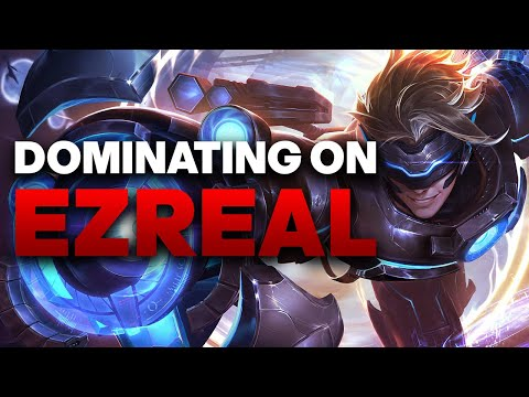 Grandmaster Ezreal ADC Gameplay - How to Carry on Ezreal | League of Legends