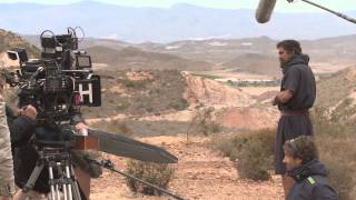 Exodus: Gods and Kings: Behind the Scenes Movie Broll 3- Christian Bale, Ridley Scott