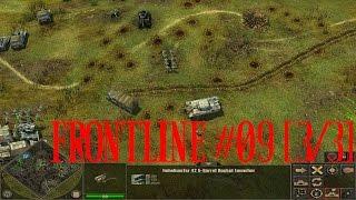 Let's Play Frontline Fields of Thunder #09 [3/3] Wehrmacht - Granatenhagel
