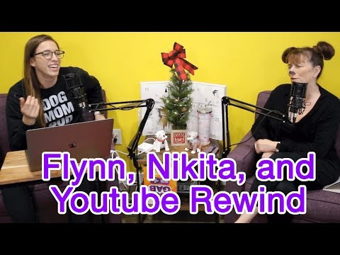 Flynn's Party, Nikita Drama, And Youtube Rewind! - Ep: 92