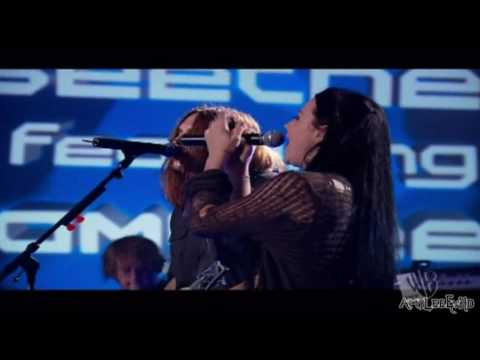 Seether FeatAmy Lee - Broken [Live @ Pepsi Smash 2004] HD