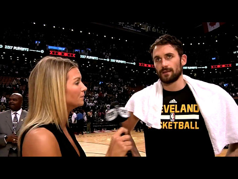 Kevin Love calls the Cavs a 'resilient' bunch following Game 3 win in Toronto