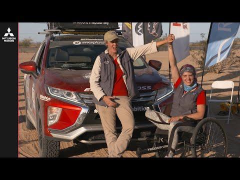 """2019 Rebelle Rally"" | Small Batch Big Impact | Mitsubishi Eclipse Cross"