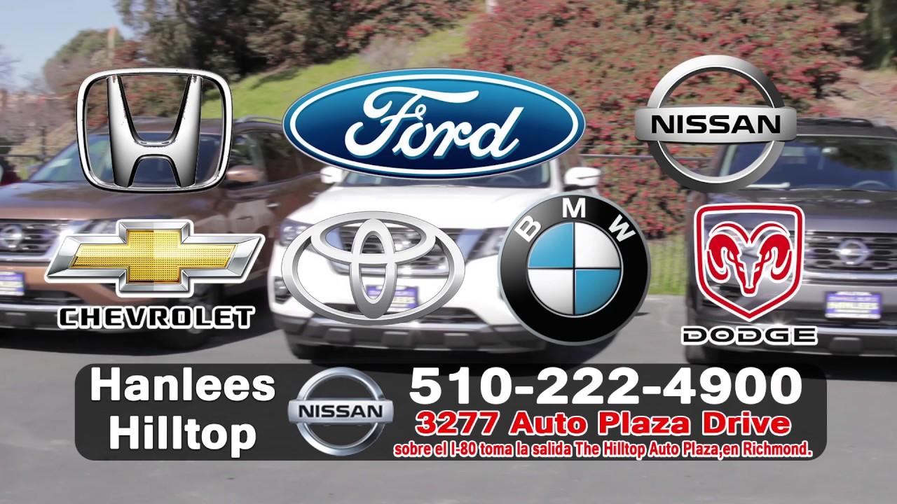 Hanlees Hilltop Nissan June KSTS - YouTube