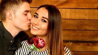 Как правильно поцеловать девушку - Дразнящий поцелуй в губы