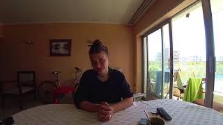 русская девушка , о жизни в Чили. Интервью с  Кристиной у Максоуна
